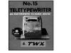 Model 15 KSR Teletype (c1960)