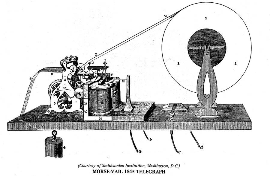 Morsevail 1845 tty