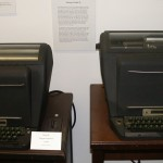 Model 26 Teletype 1946 and 1947